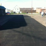 Asphalt patching, Duluth parking lot repair